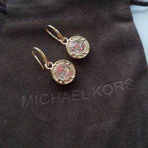 Michael Kors earrings gold